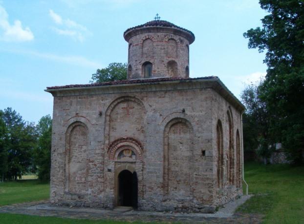Klosterkirche in Zemen