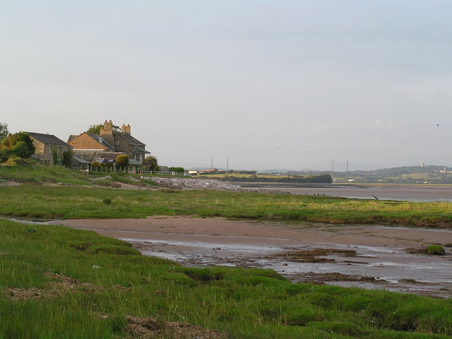 """""""Old Hall"""" at Sunderland point. - geograph.org.uk - 500458"""