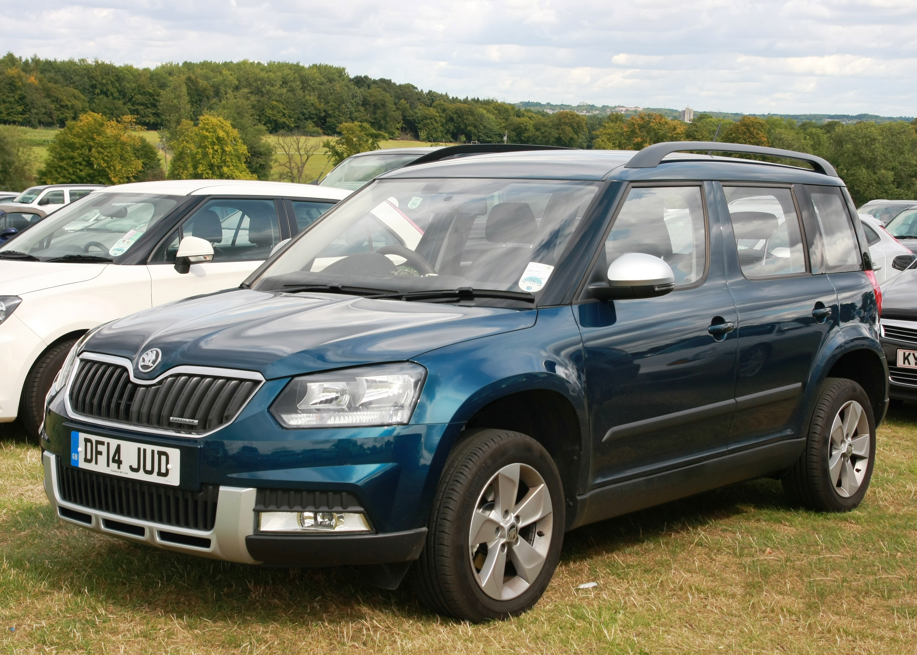 Image result for skoda yeti