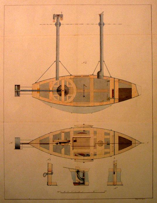 Подводная лодка на 3д принтере 1 августа 2017 года - queqcrp