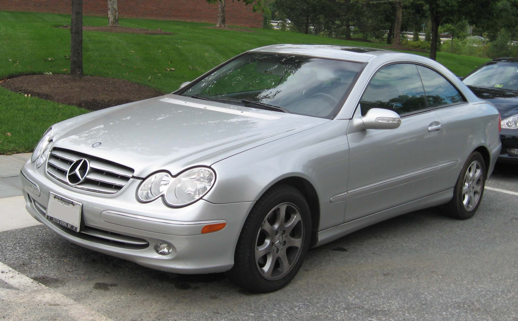 Image Gallery 2003 Clk 320 Review