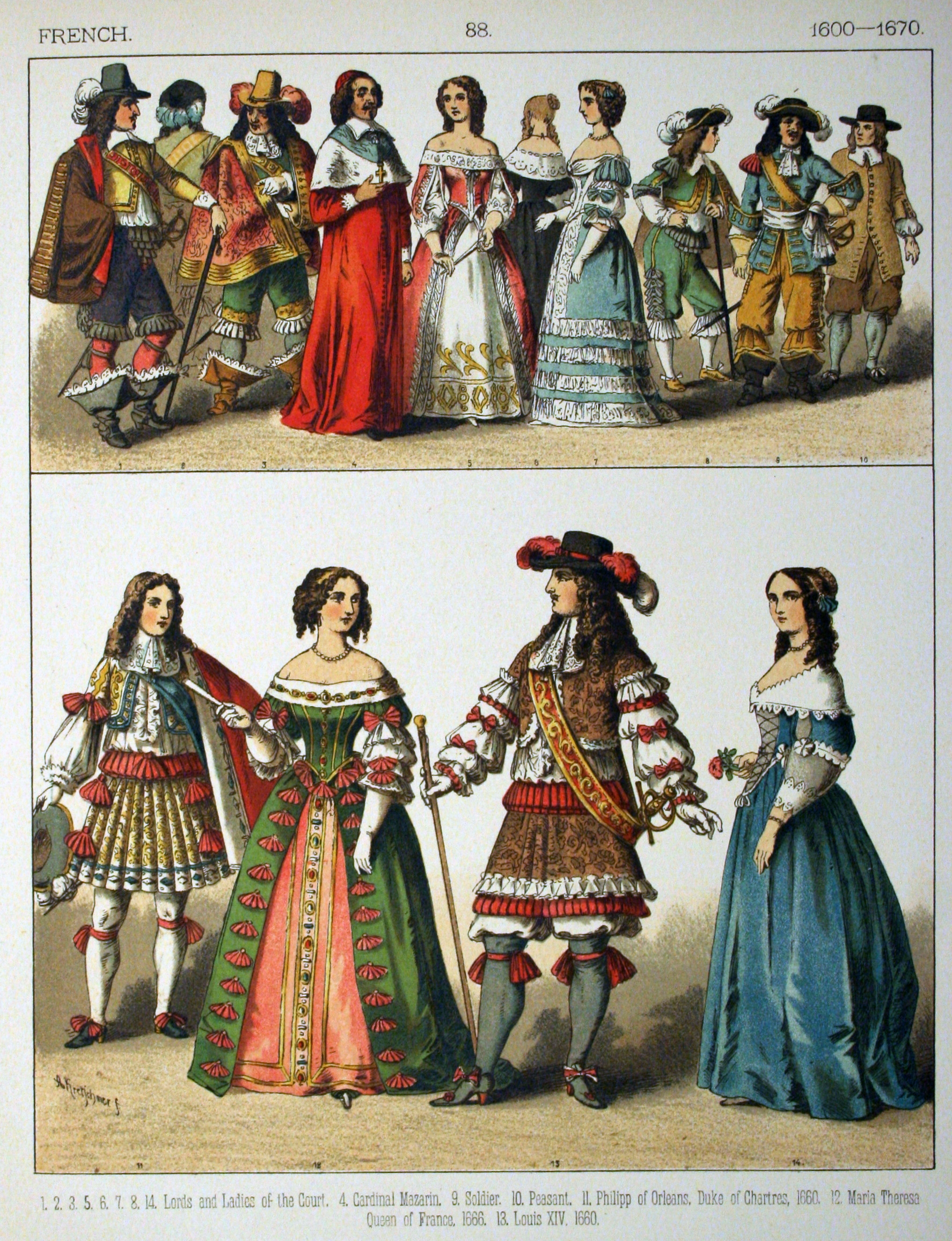 File:1600-1670 French. - 088 - Costumes of All Nations ...