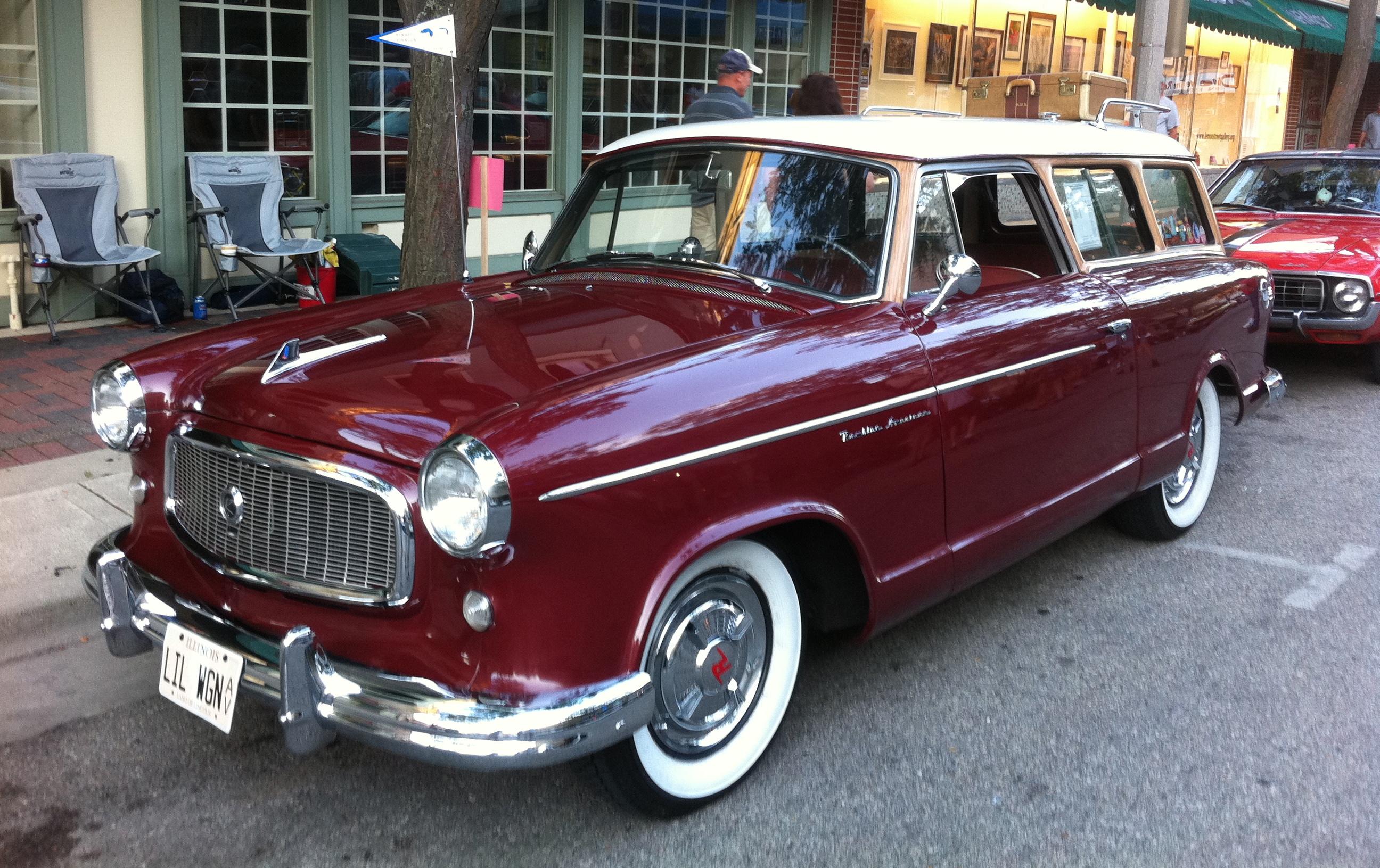 Description 1960 Rambler American station wagon lf street.jpg