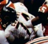 Jim Covert Player of American football