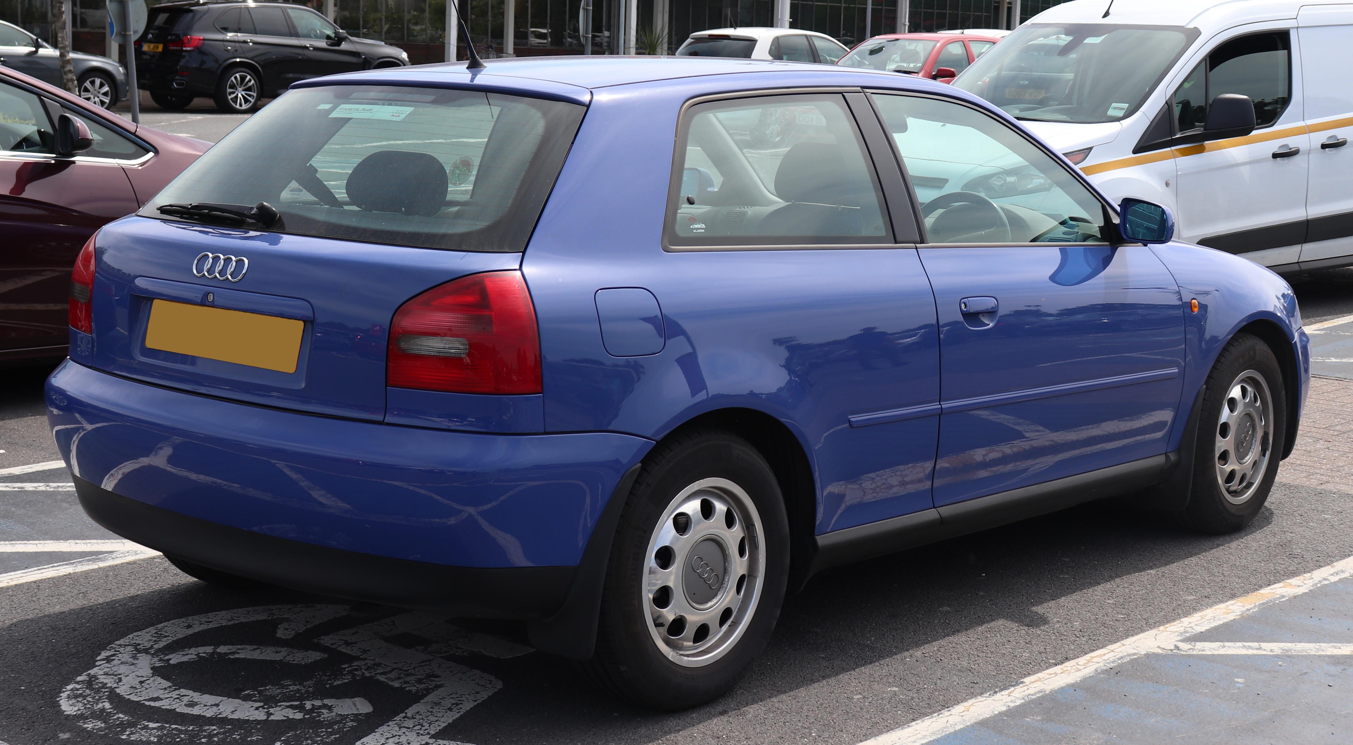 Kelebihan Audi A3 1998 Spesifikasi