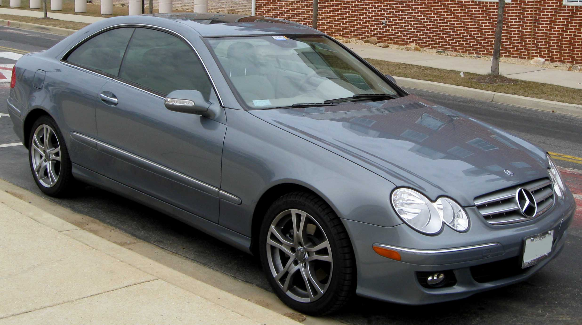 File 2007 2009 mercedes benz wikimedia commons for 2007 mercedes benz clk