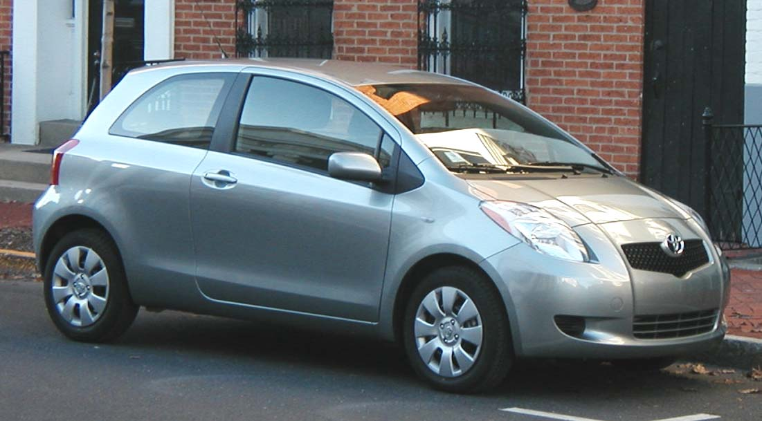 Amazing 2007 Toyota Yaris Hatchback Review