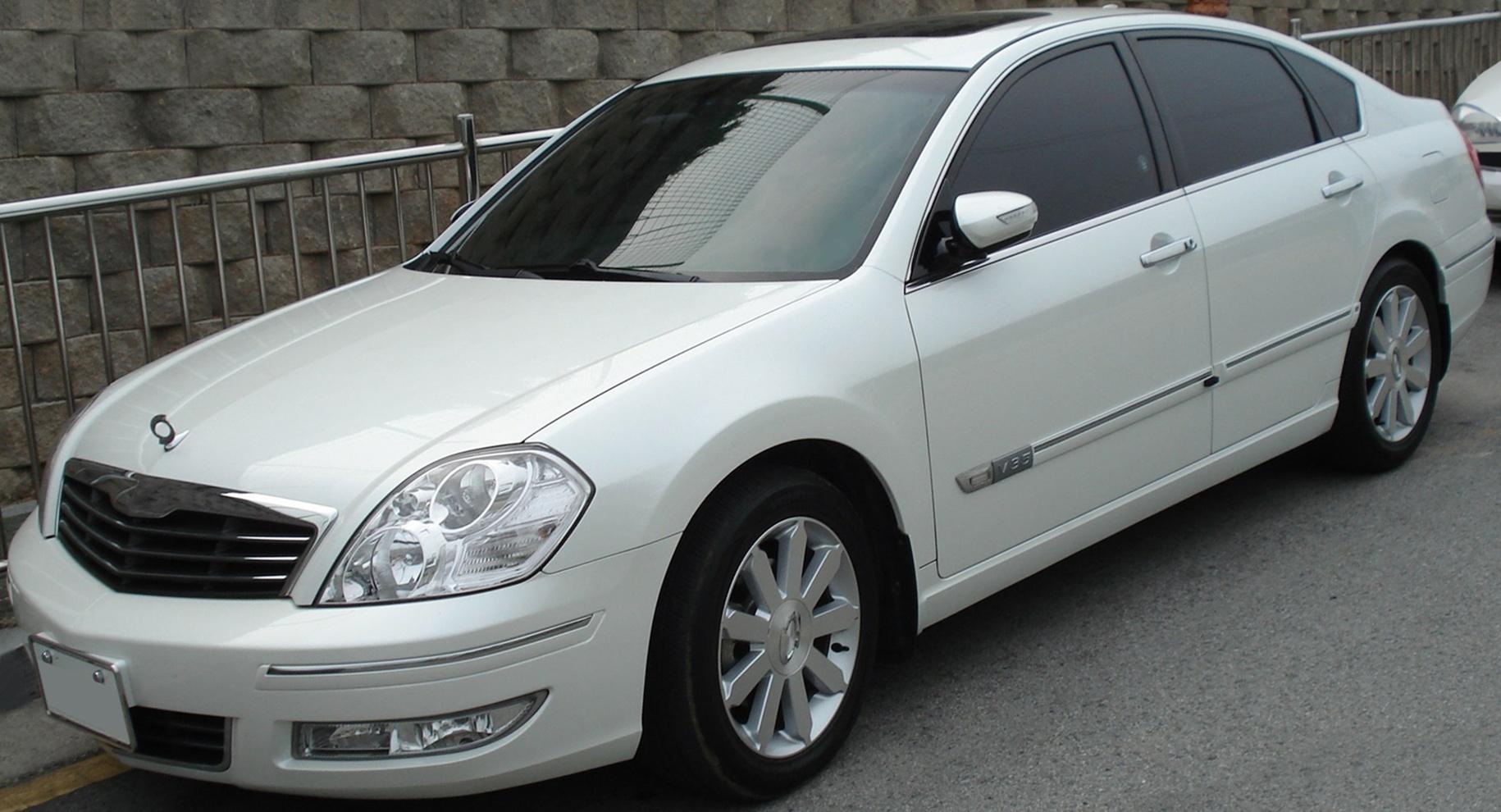 renault samson sm7 2004