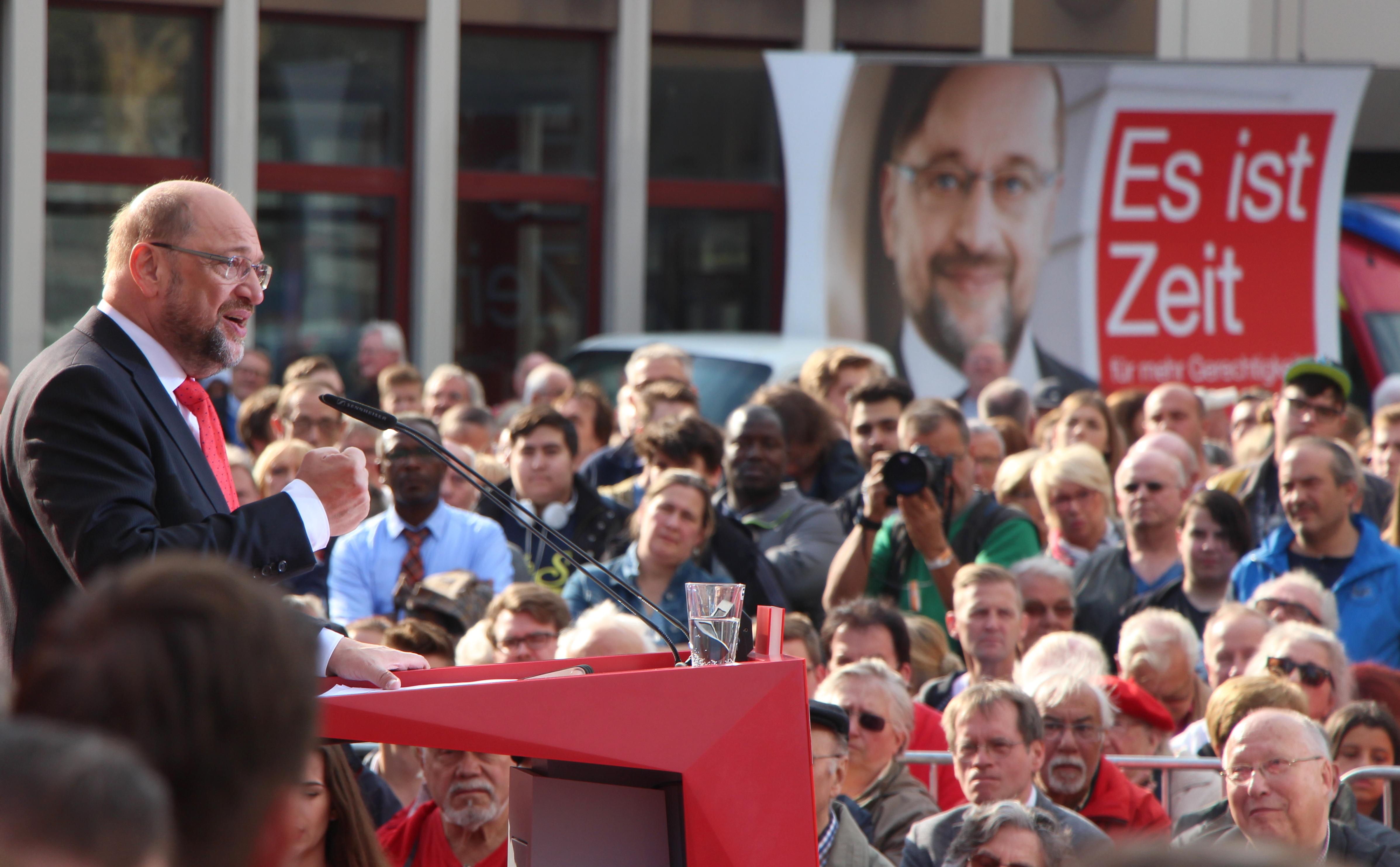 Martin Schulz –
