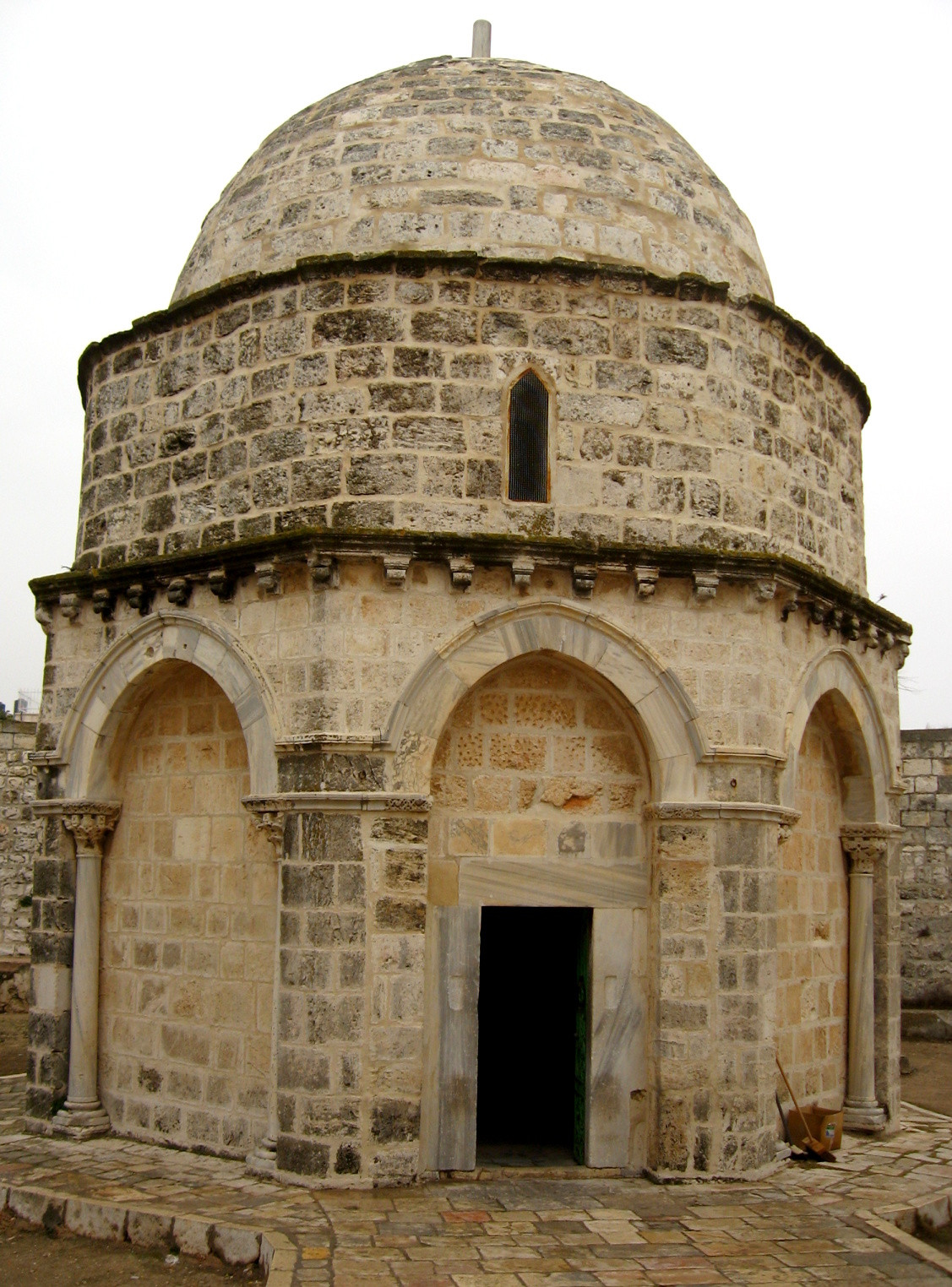Chapel of the Ascension, Jerusalem - Wikipedia