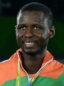 Abdoulrazak Issoufou at the 2016 Summer Olympics.jpg
