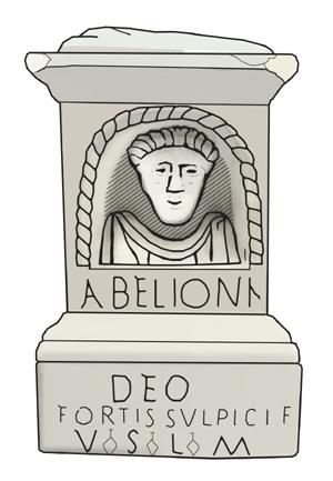 Abellio de la mythologie pyrénéenne Abellio