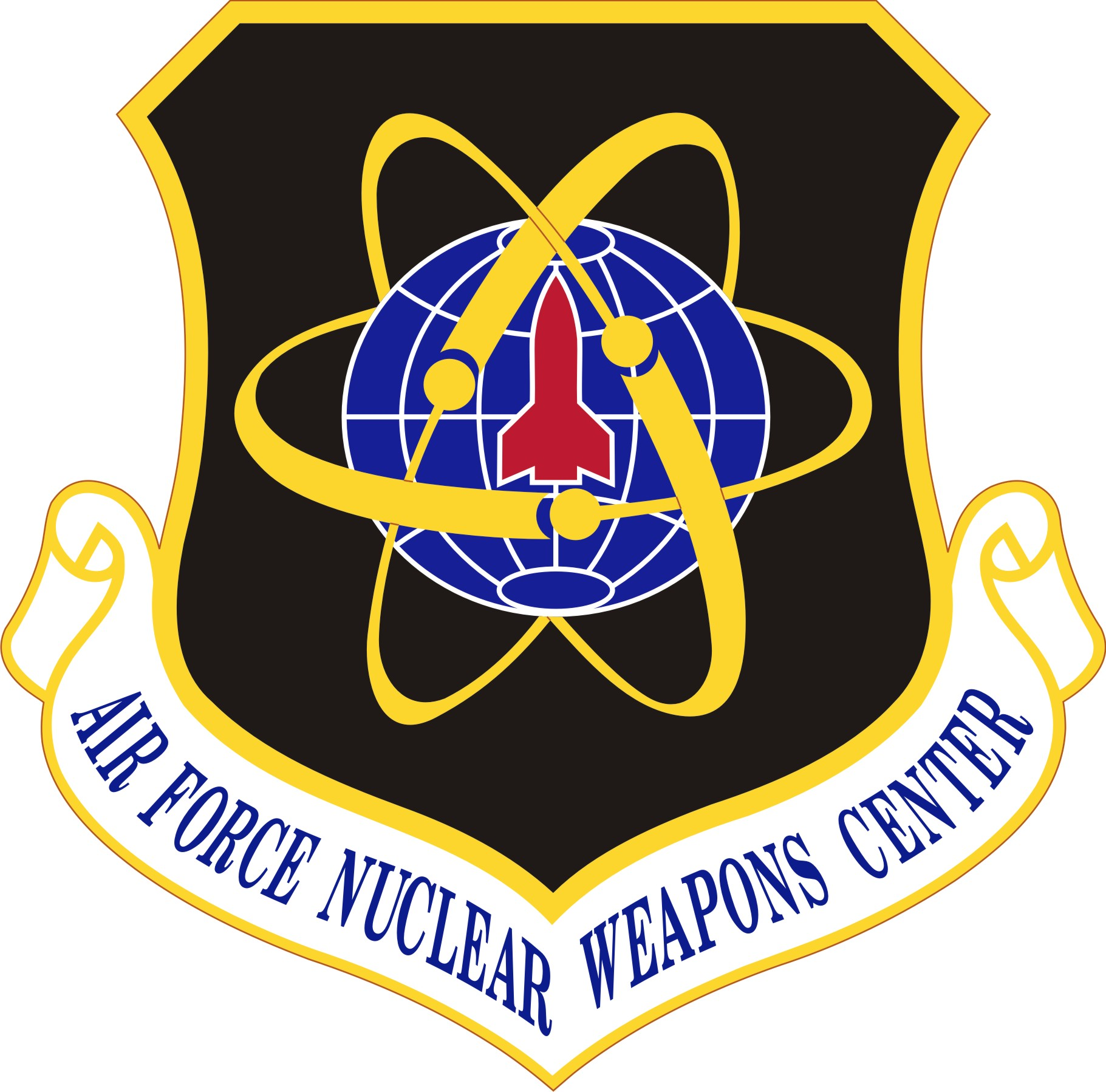 Air Force Nuclear Weapons Center Logo