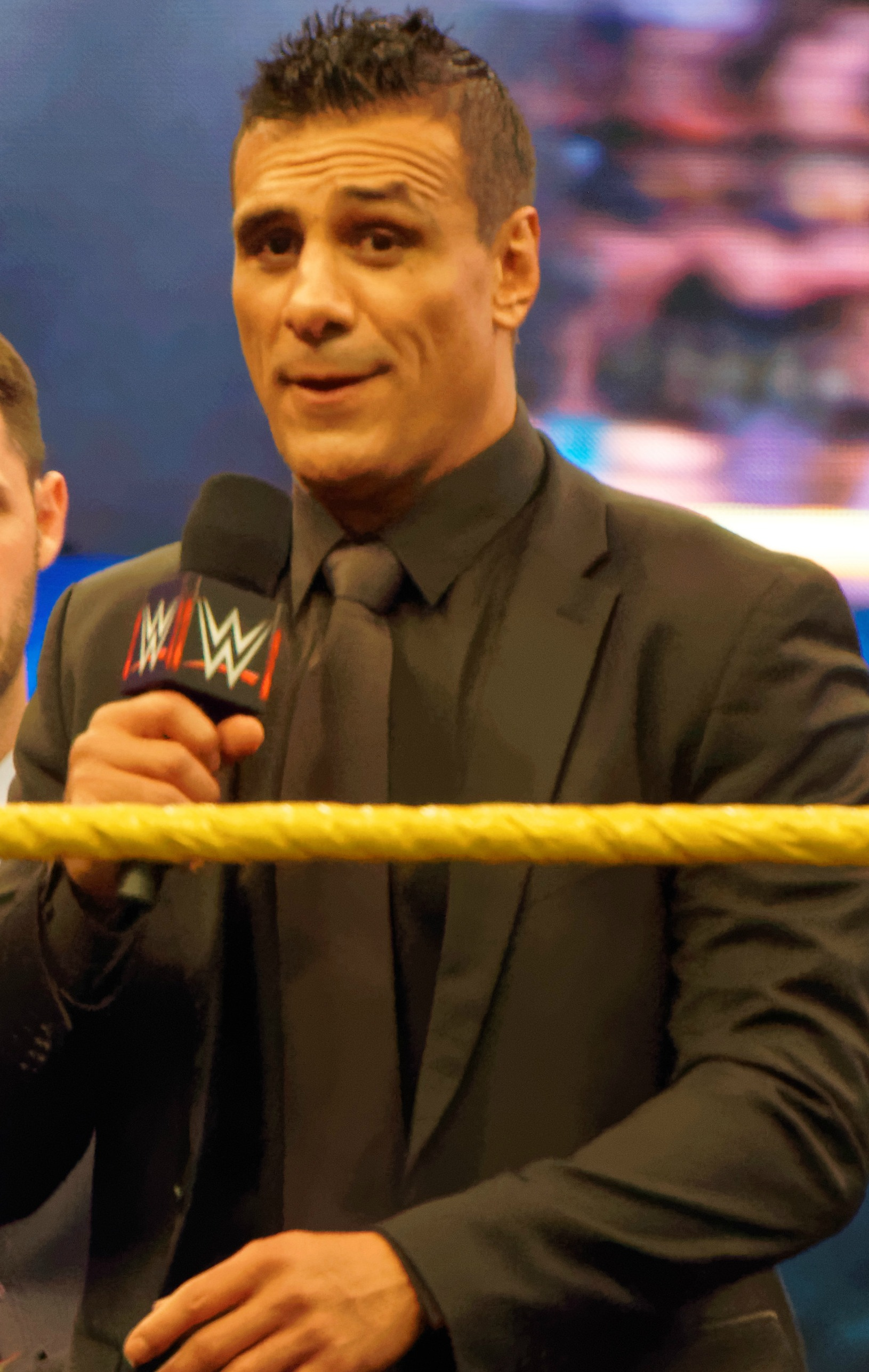 The 41-year old son of father Dos Caras and mother(?) Alberto Del Rio in 2018 photo. Alberto Del Rio earned a  million dollar salary - leaving the net worth at 6 million in 2018