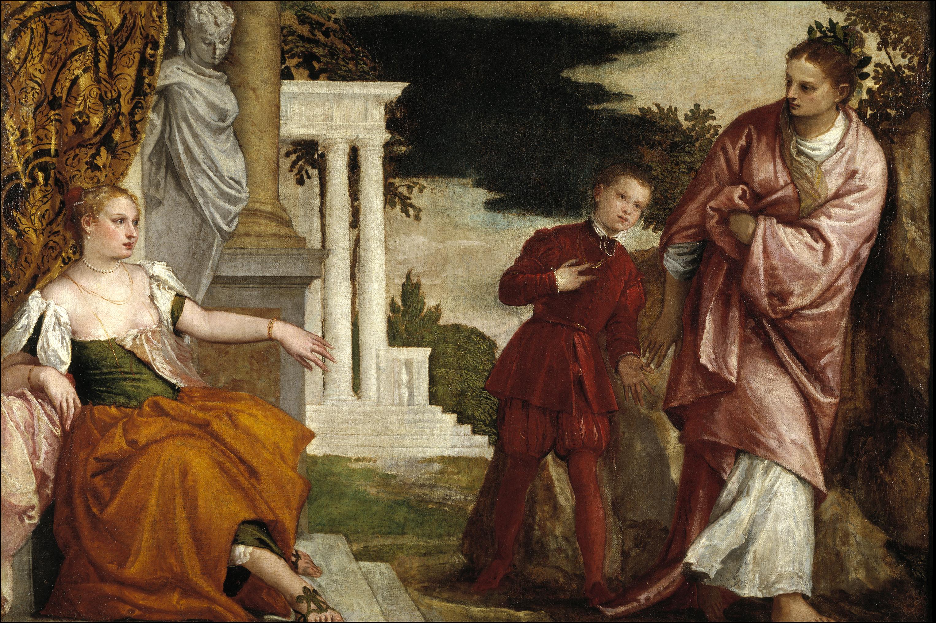 Daniel Vierge Famous Paintings