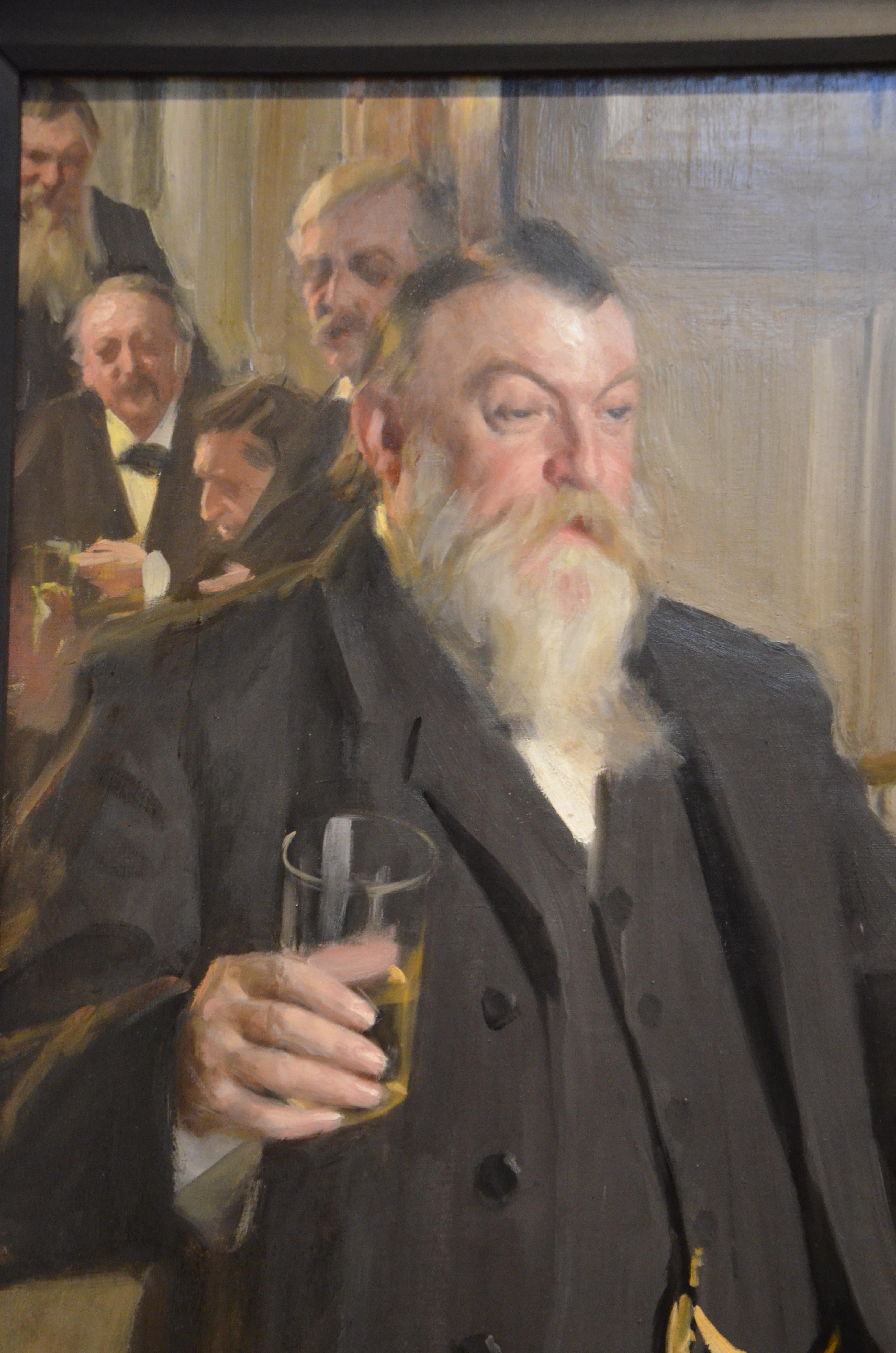 "Anders Zorn, ""En skål i Idun"" (1892), Nationalmuseum, Stockholm | https://upload.wikimedia.org/wikipedia/commons/6/6f/Anders_Zorn_En_sk%C3%A5l_i_Idun_1892.JPG"