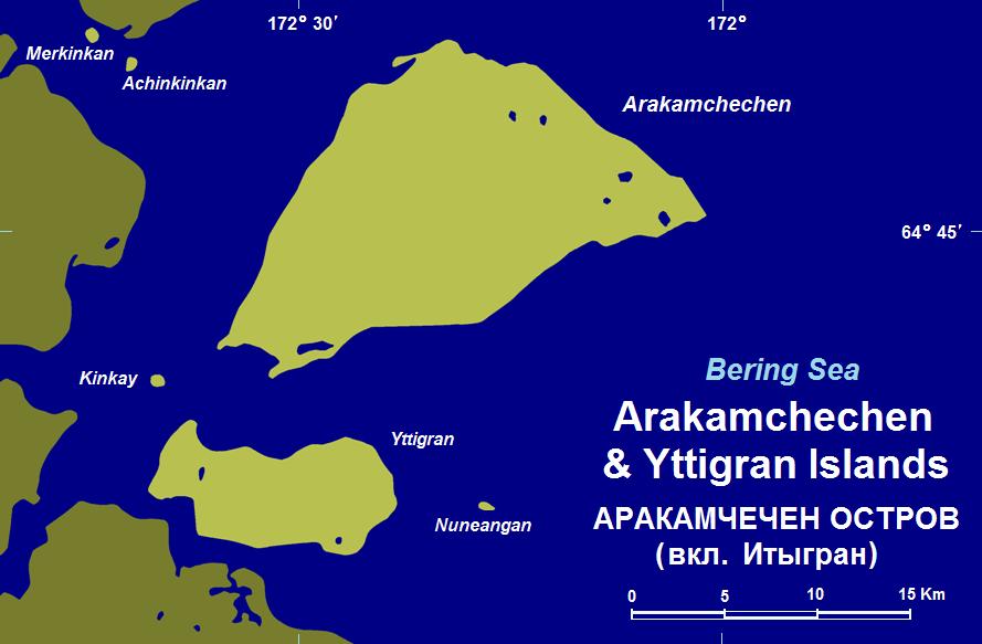 Arakamtschetschen