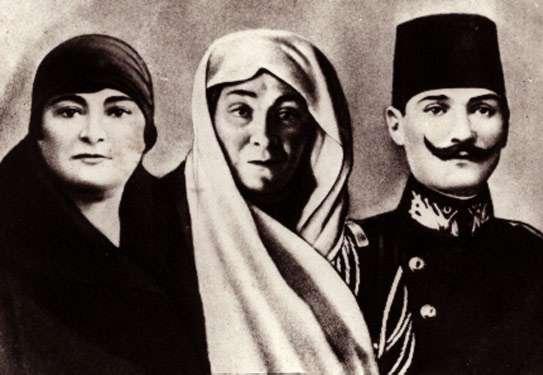 Atatürk'ün ailesi