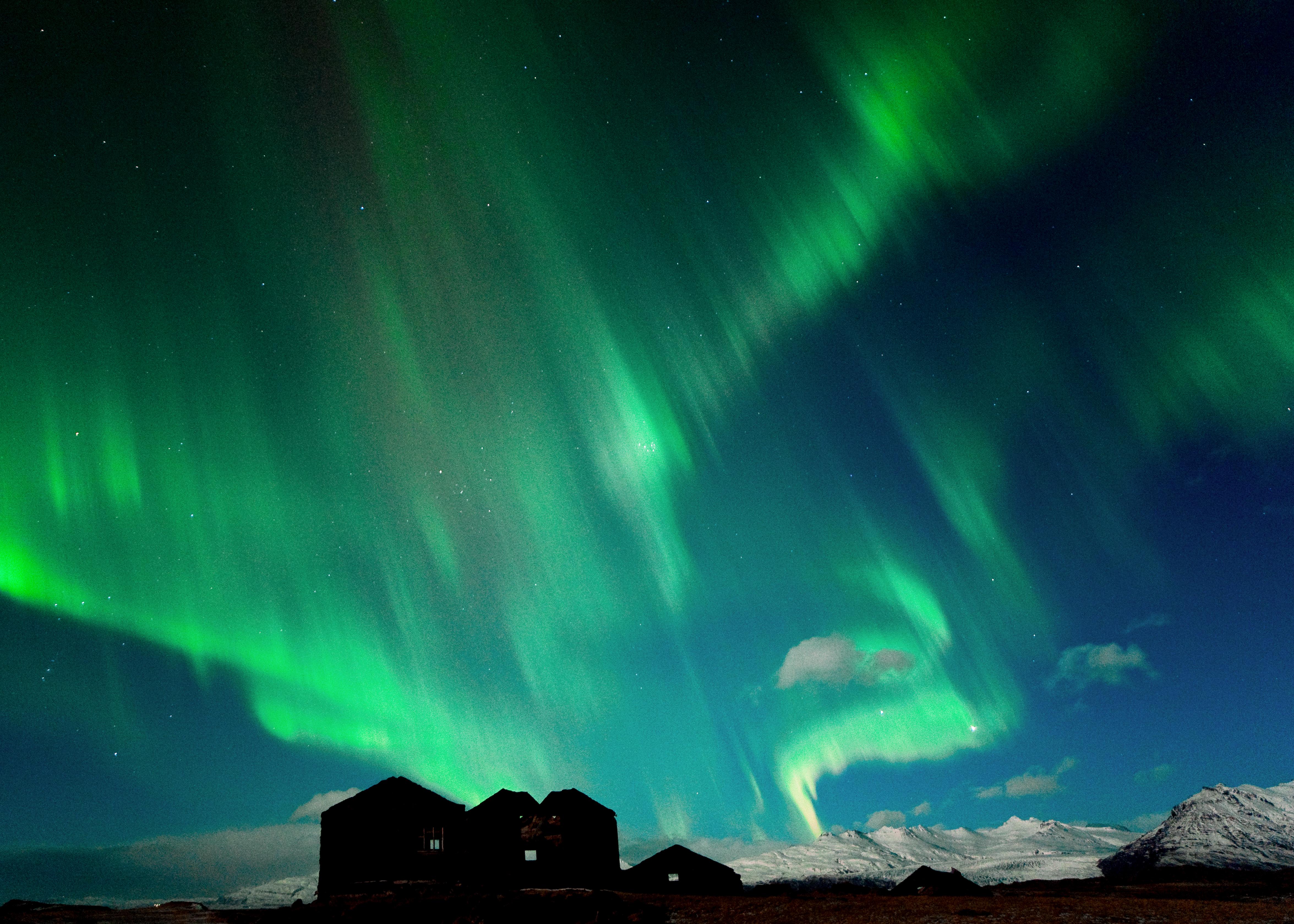Island Reisen Nordlichter Superior