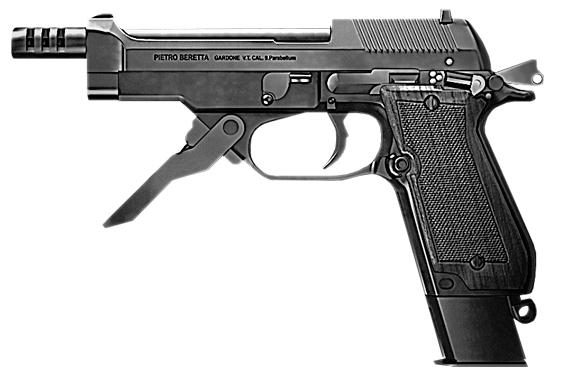 Beretta 93R - Wikipedia