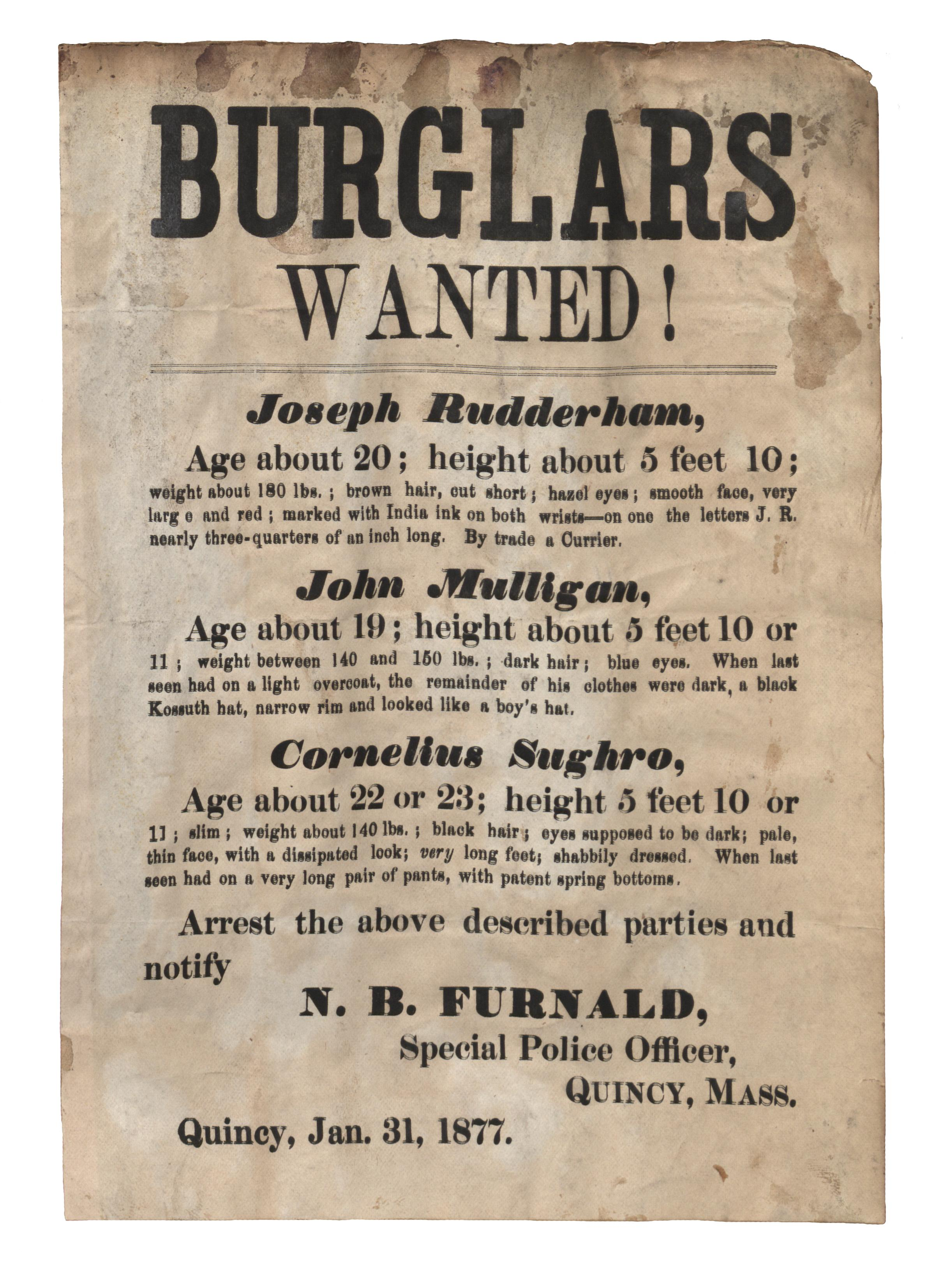 Dorable Wanted Poster Letters Image - Administrative Officer Cover ...