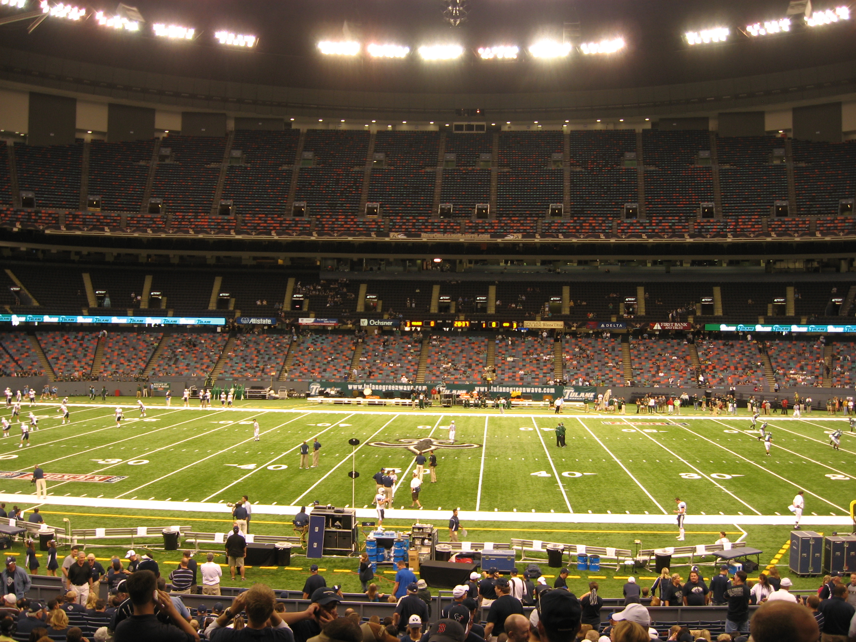 image New orleans super dome