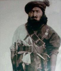 Babrak Khan Zadran chieftain