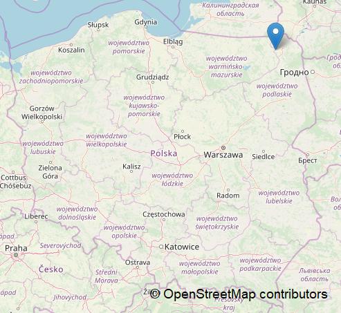 Plik:Bakałarzewo na mapie Polski.png