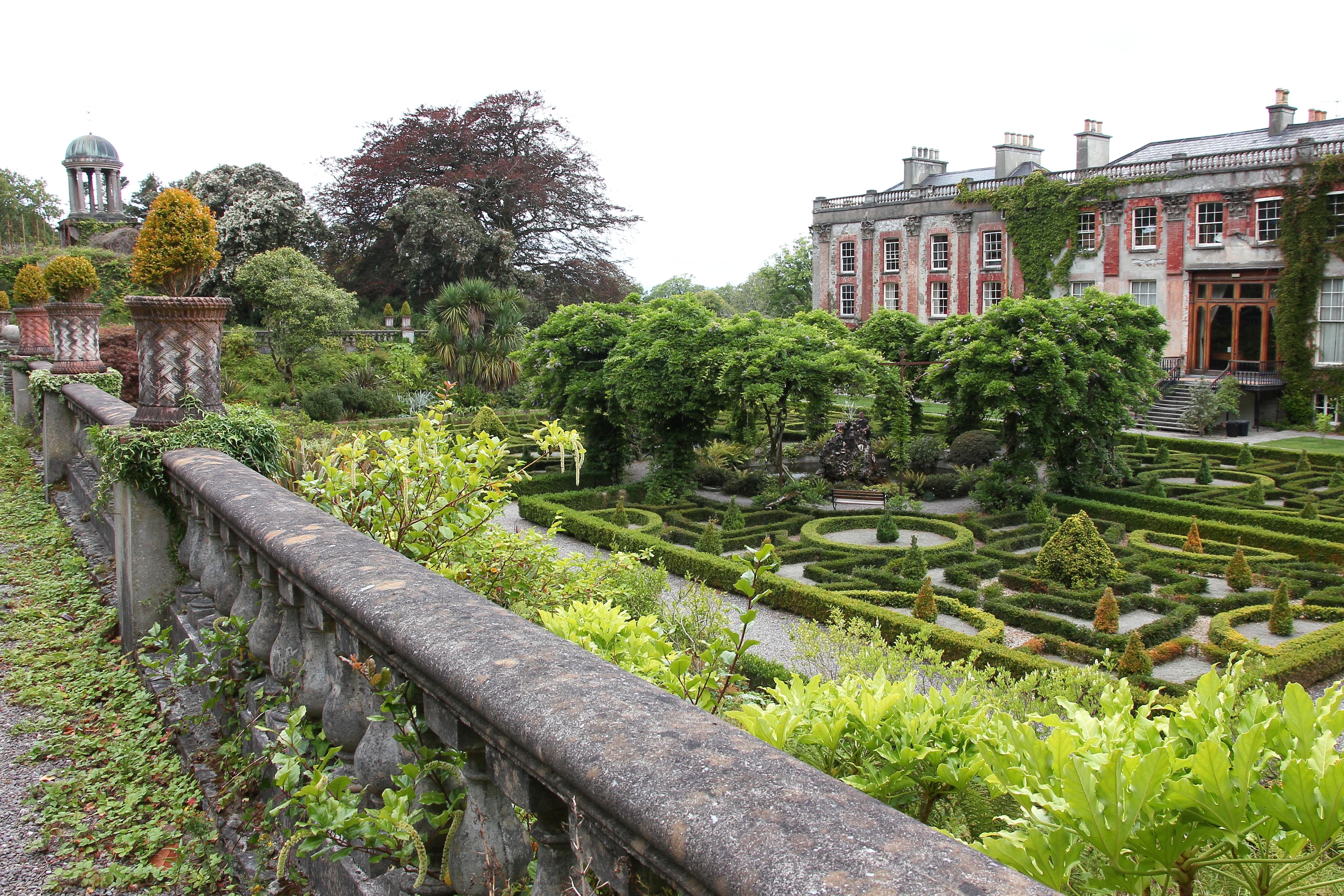 File Bantry Bay House Garden Wikimedia Commons