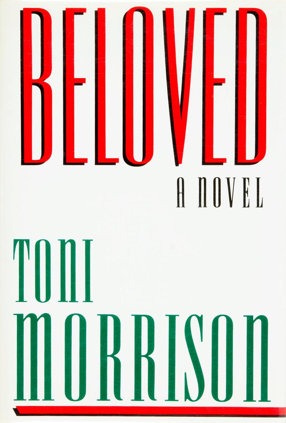 Beloved (novel) - Wikipedia