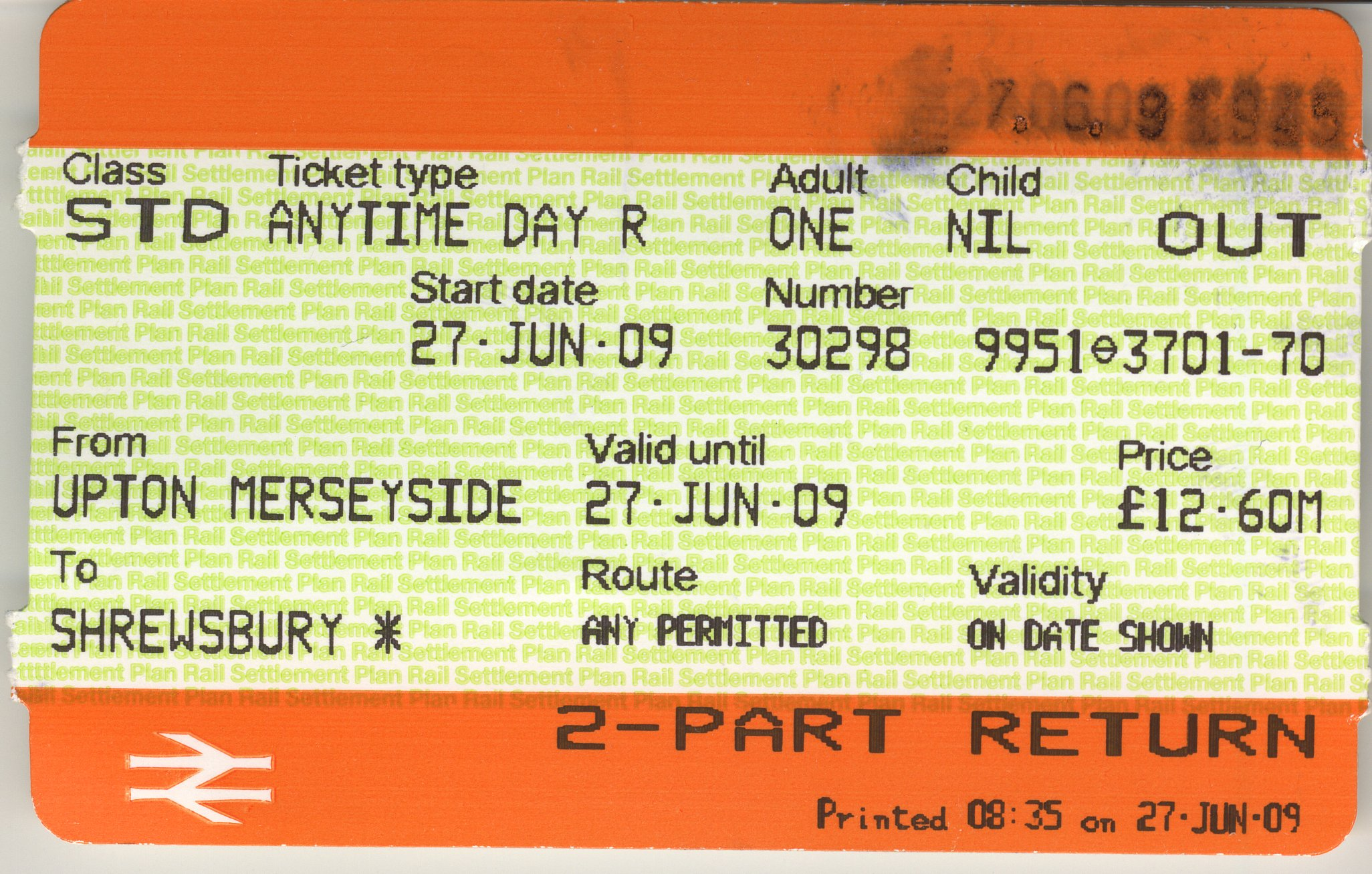 how to pay for train tickets