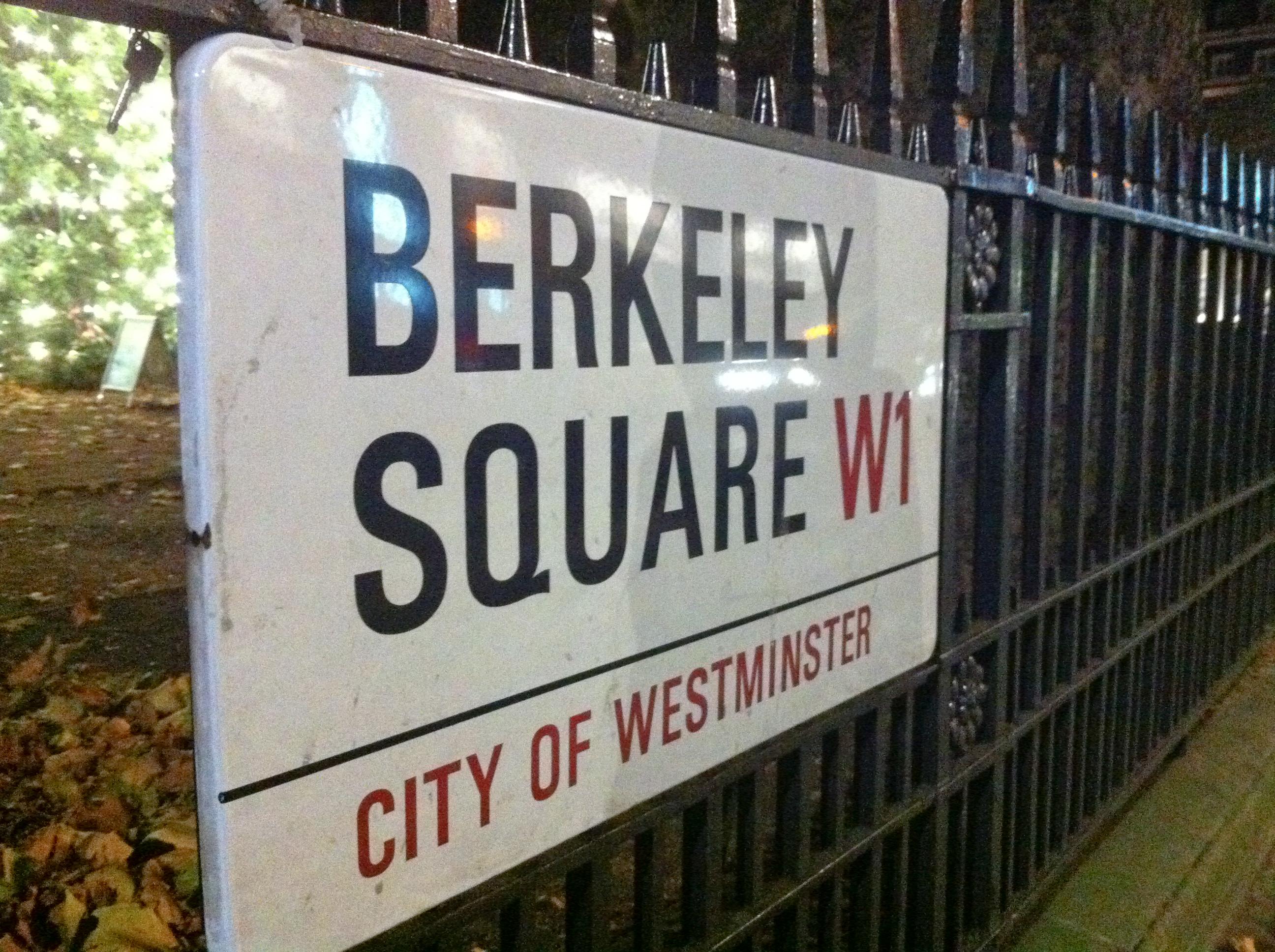Dating agency berkeley square