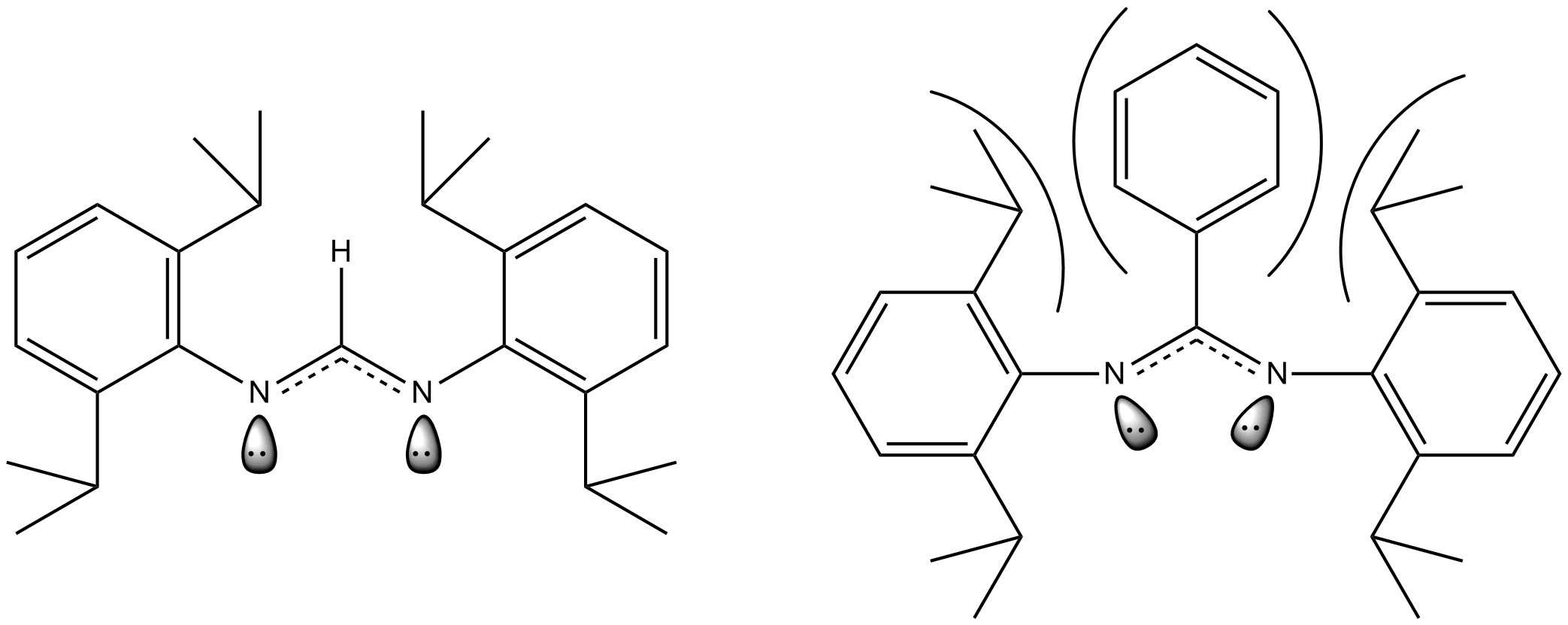 File:Bidentate ligand steric effects png - Wikipedia