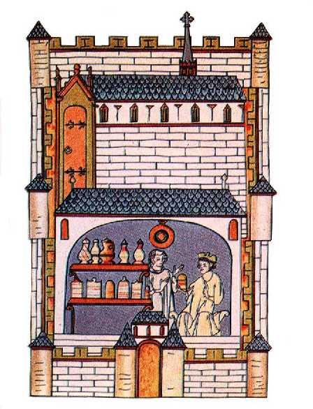 Depiction of Boticario
