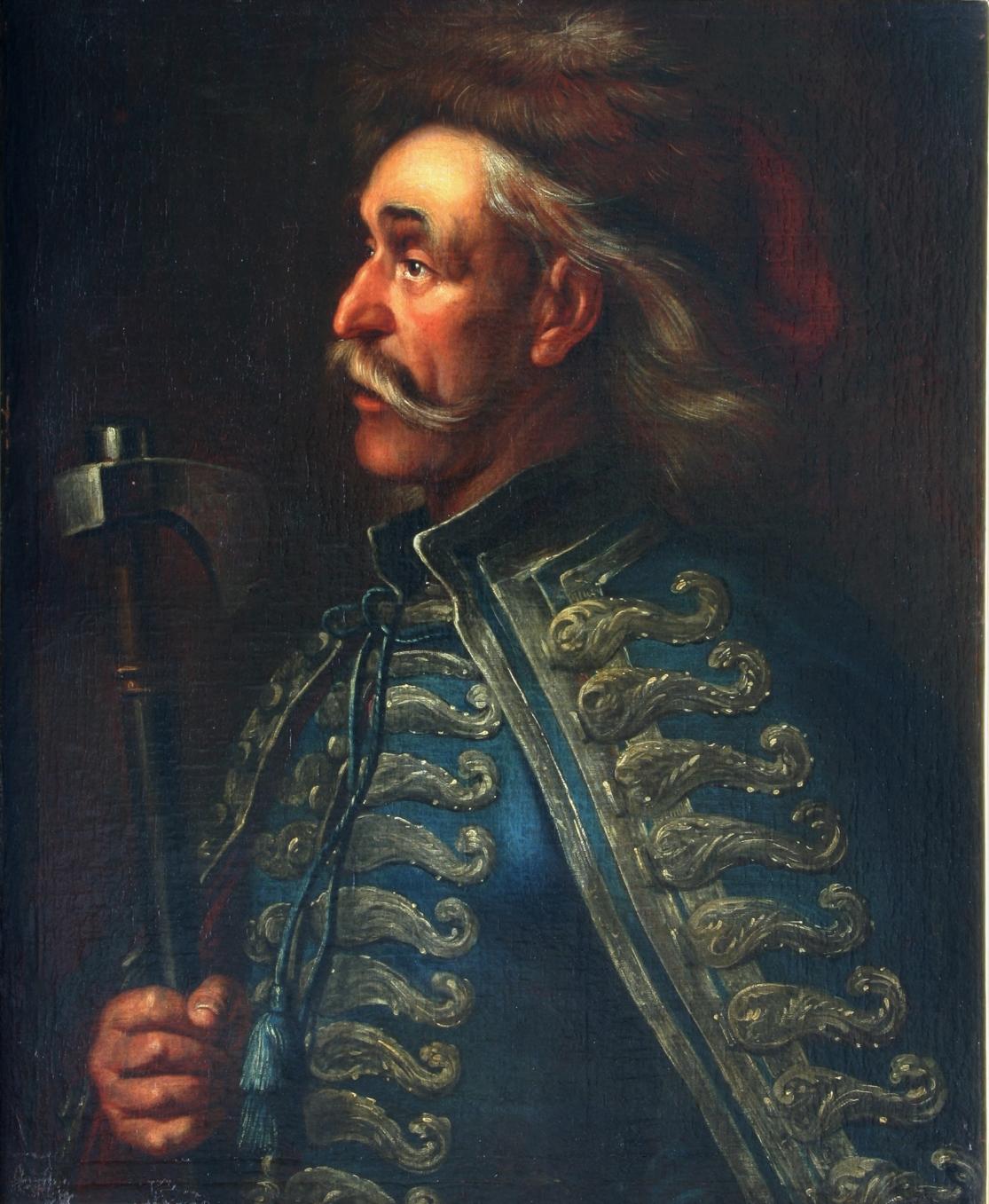 Bottyán János kuruc generális