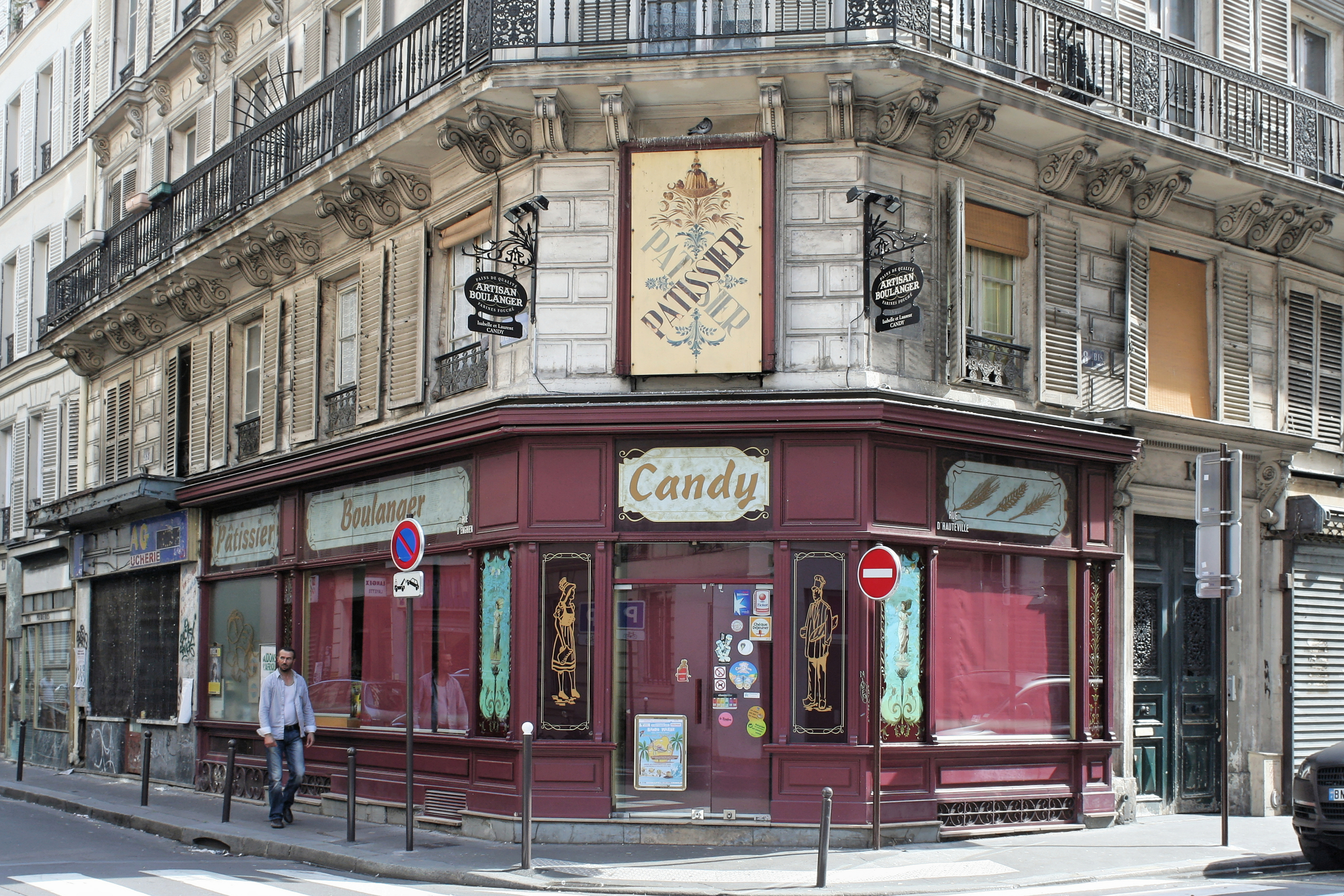 Hotel D Enghien Paris