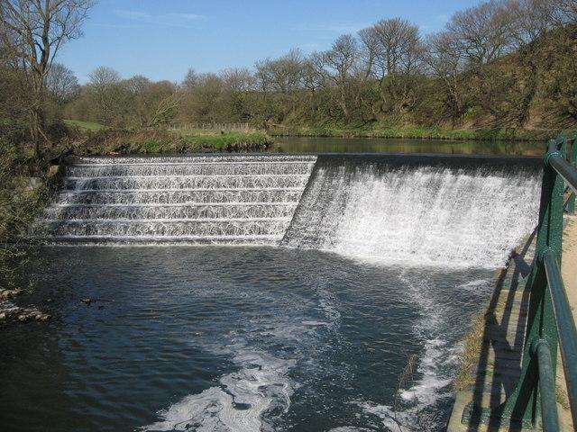 Burrs Weir Summerseat