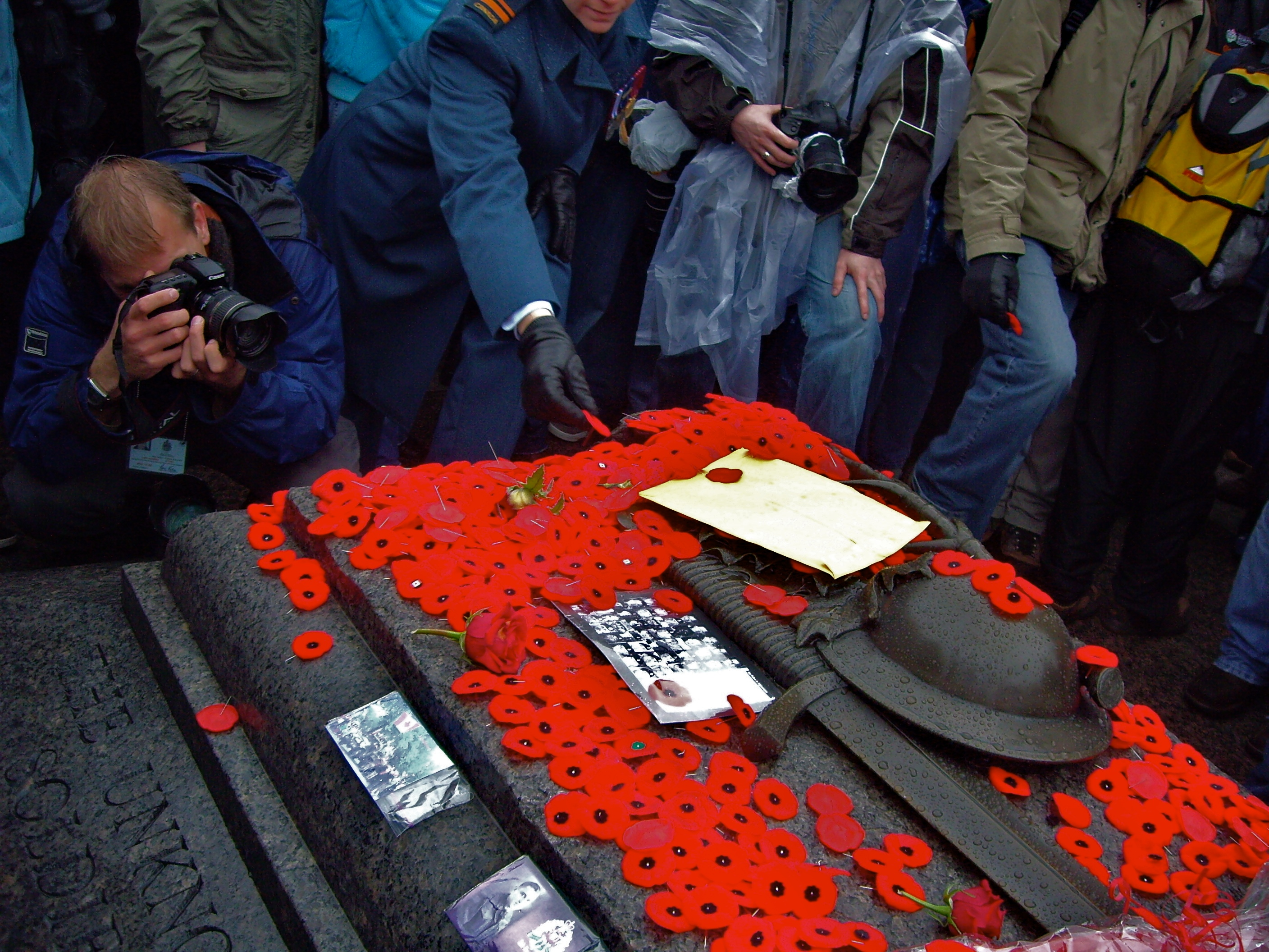 an analysis of the remembrance day of the sufferers of war in canada War poems and memorial poems for november 11, including work by tennyson and wilfred owen, chosen by charlotte runcie remembrance day poems:.
