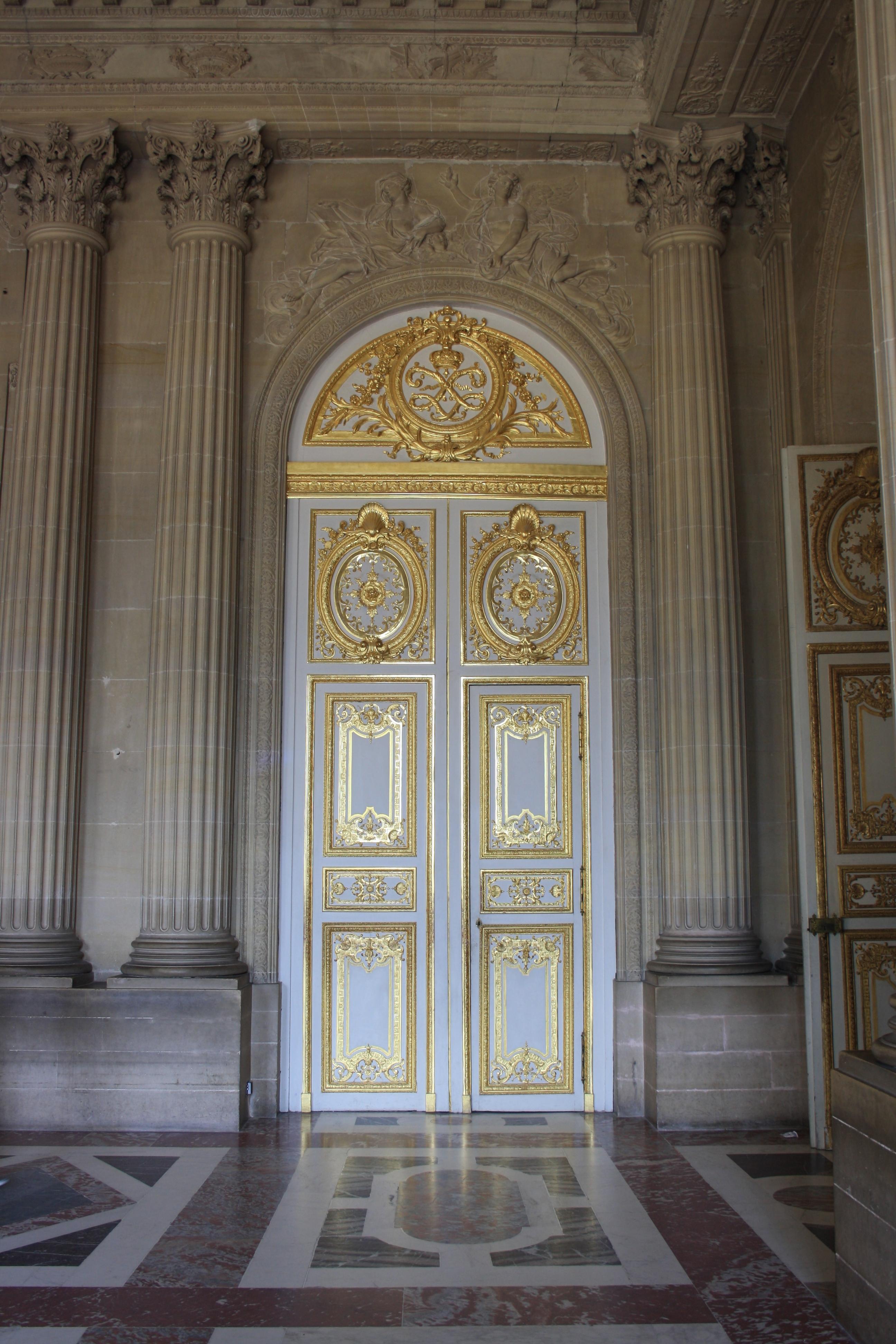 Versailles Doors \\\\\\\\\\\\\\\\\\\\\\\\\\\\\\\\\\\\\\\\\\\\\\\\\\\\\\\\\\\\\\\\u0026 SANDEMANs NEW Europe - Paris: LOVE These Doors! Chateau De Versailles & Versailles Doors \u0026 These Exquisite Doors With Decorative Details ... Pezcame.Com