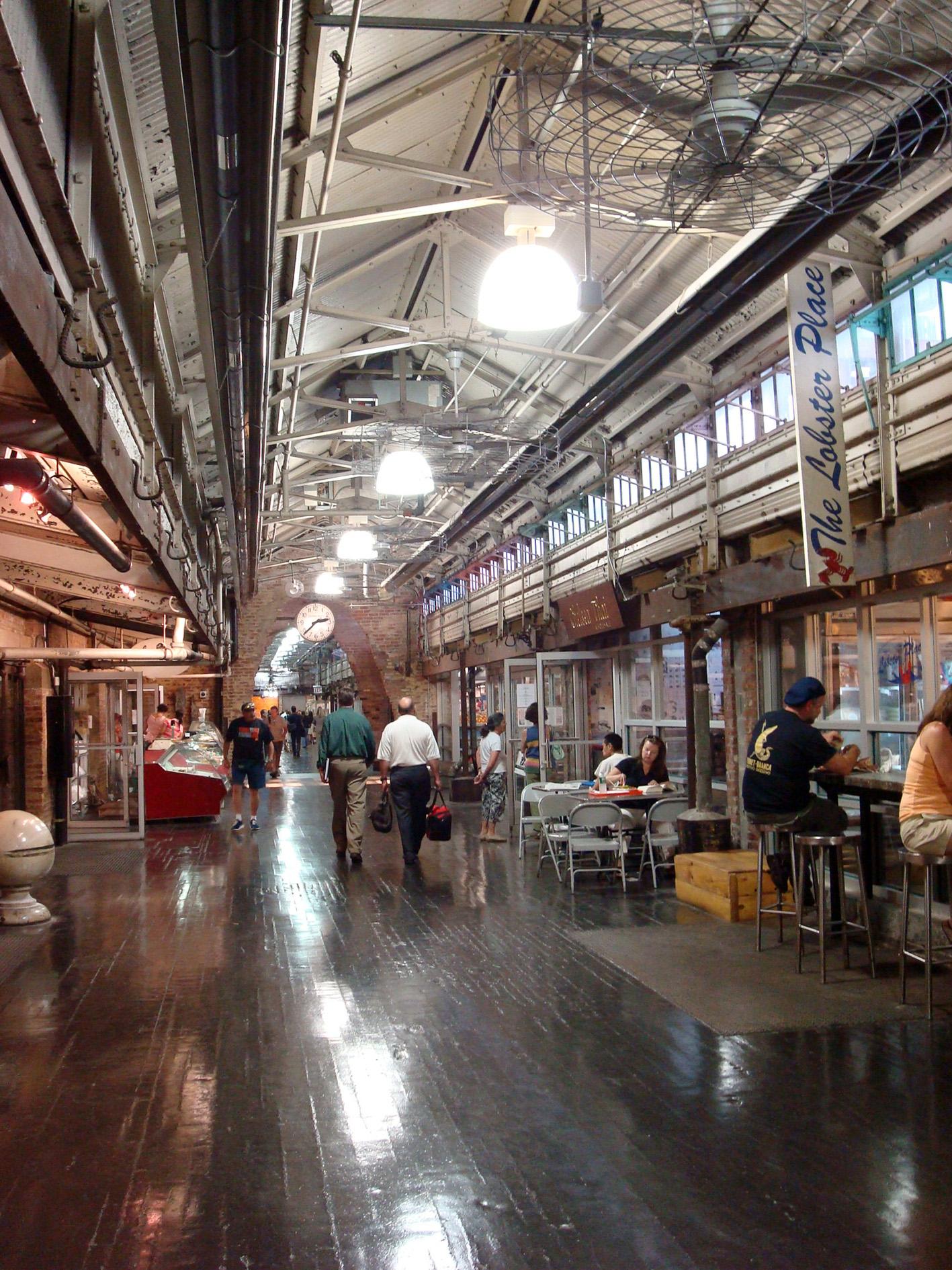 Chelsea Market Autos Post
