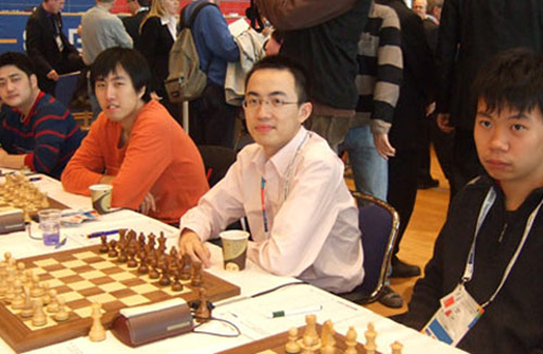 Chinese chess team