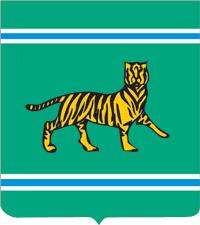 Герб Еврейской автономной области был принят 31 июля 1996 года.