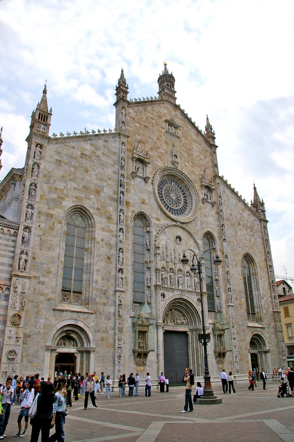 Liceo Artistico Michelangelo Como duomo di como - wikipedia