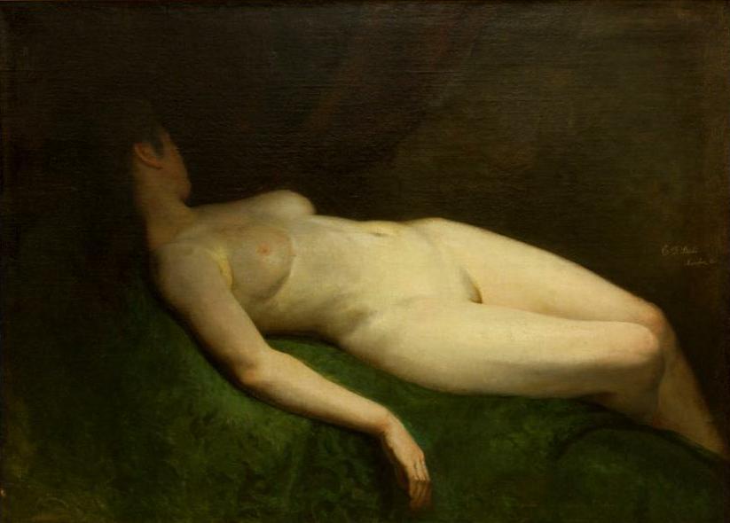 Fileconstantin Daniel Stahi Nud In Clar Obscur Jpg