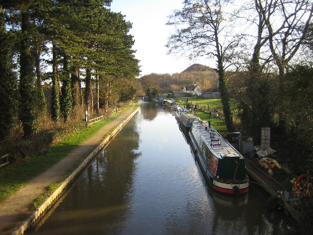 Coventry Canal, Hartshill - geograph.org.uk - 104020