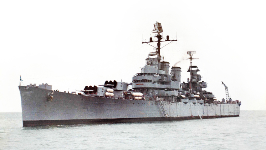 ARA General Belgrano (C-4) - Wikipedia, la enciclopedia libre