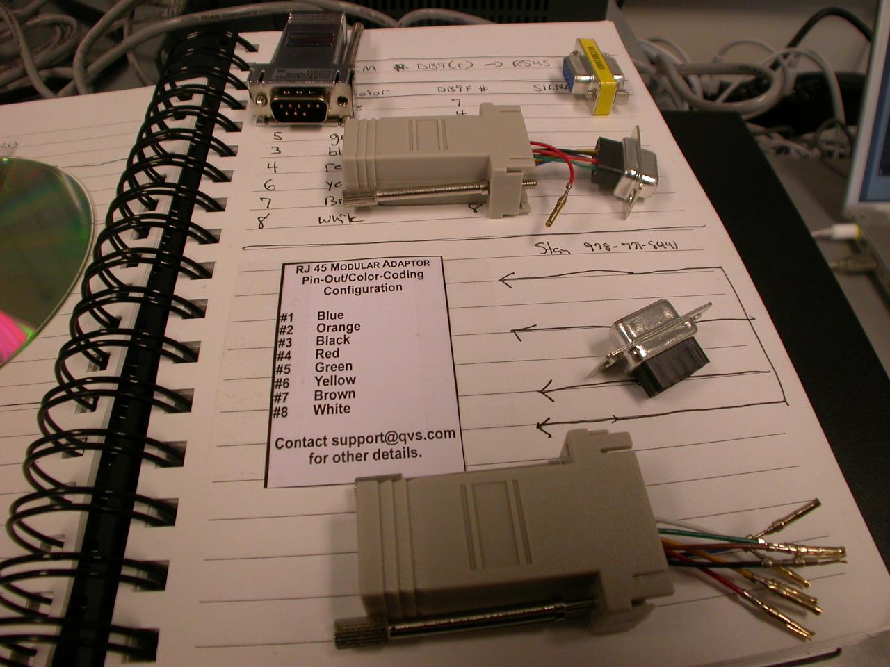 Wiring Diagram Rj45 To Db9
