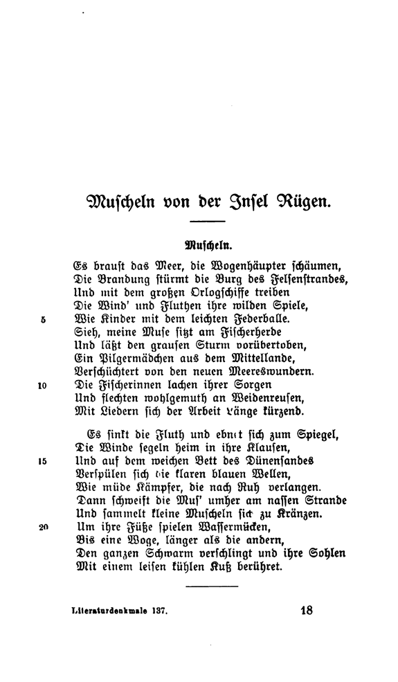 Filede Müller Gedicht 1906 273png Wikimedia Commons