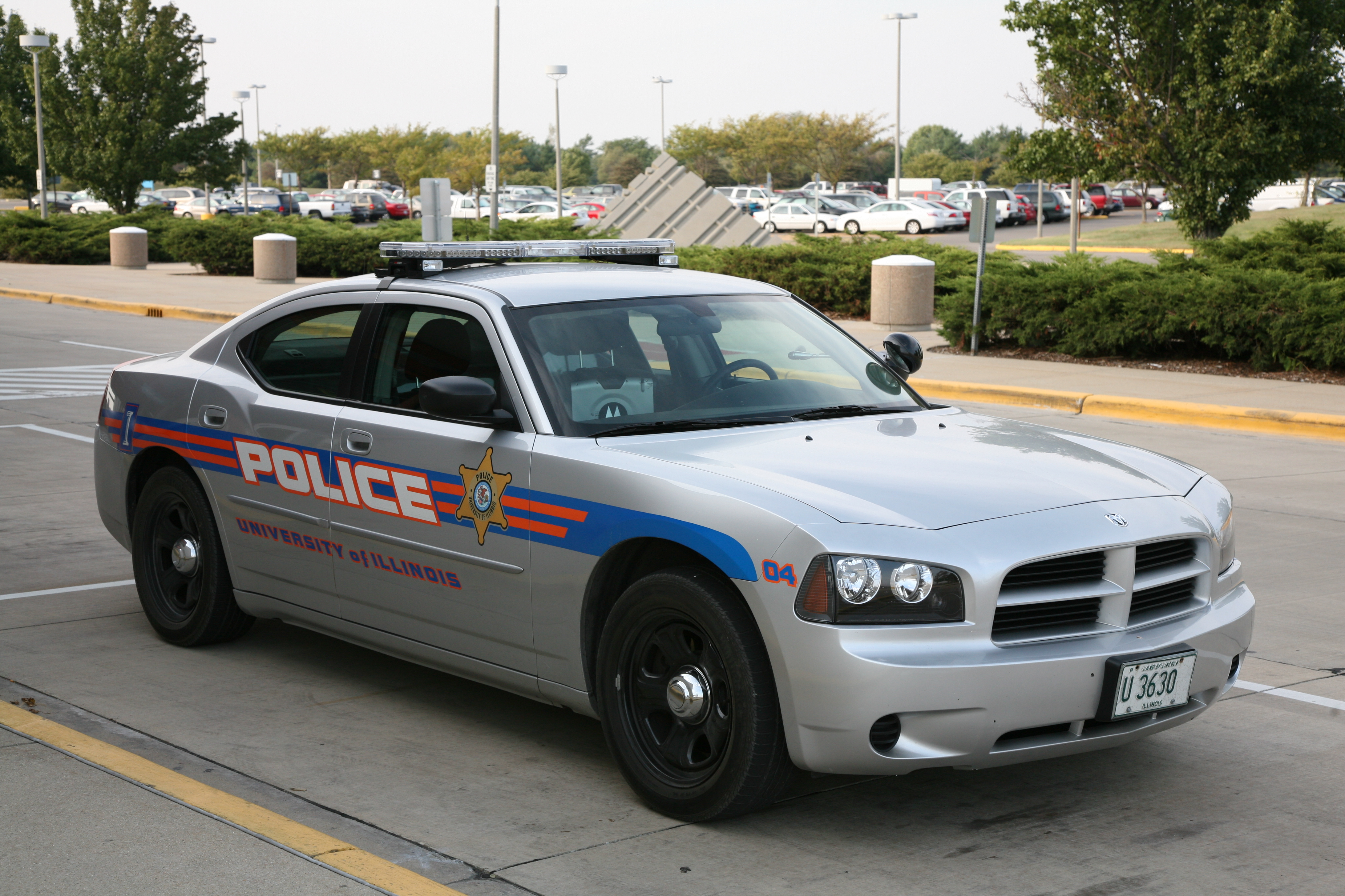 File Dodge Charger Lx Uiuc Police Car Jpg