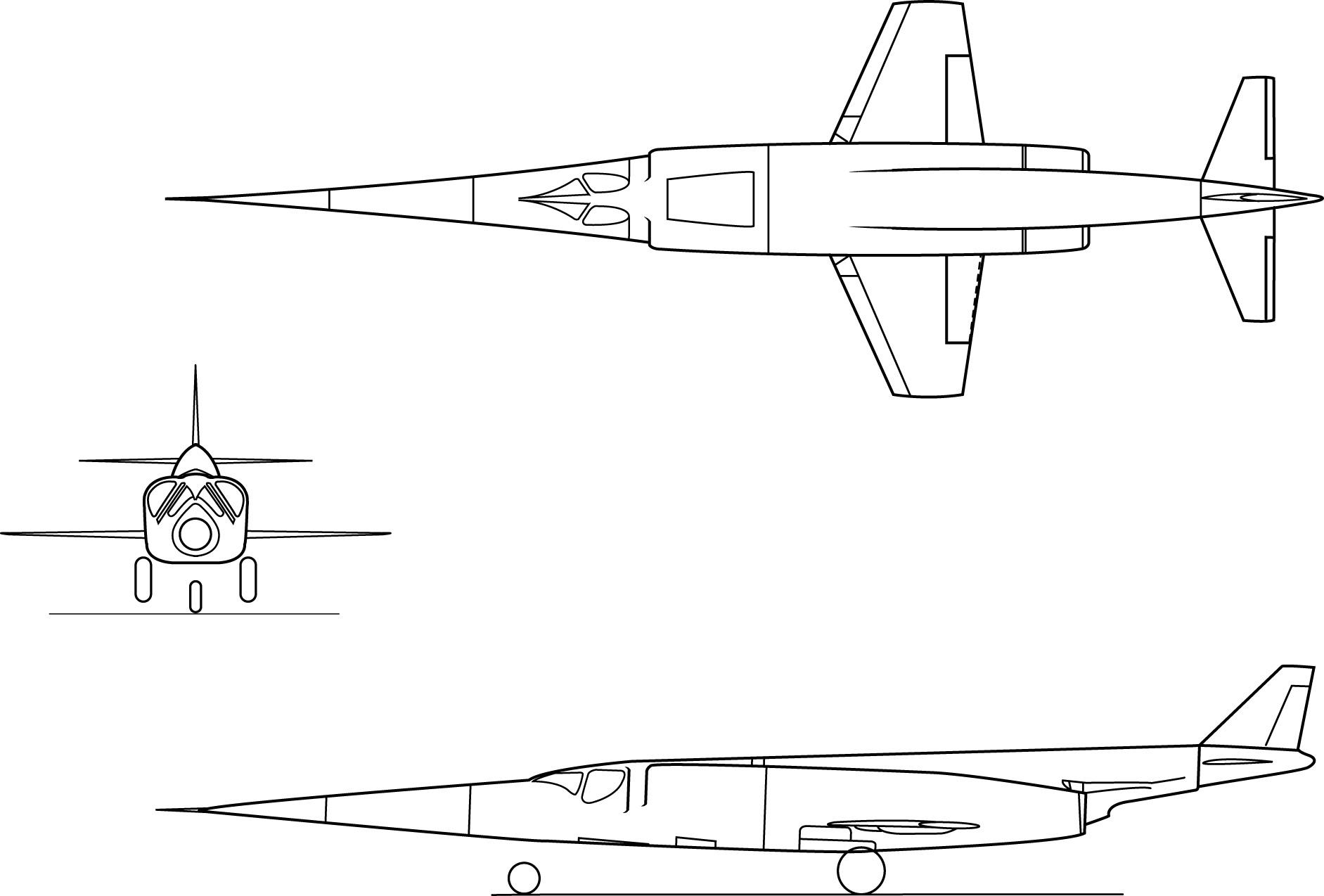 Line Drawing Wiki : Trapezoidal wing wikiwand
